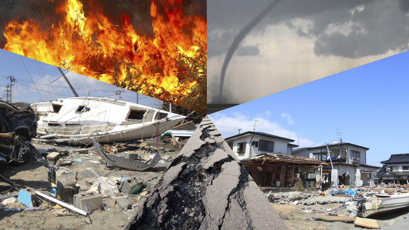 Natural Disasters With Pictures And Information